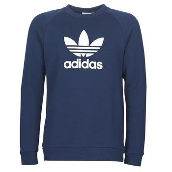 tekstylia Męskie T-shirty z długim rękawem adidas Originals  Marine