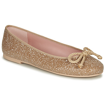 Buty Damskie Baleriny Pretty Ballerinas BELLE SAND Złoty