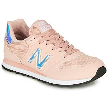 Buty Damskie Trampki niskie New Balance 500 Różowy