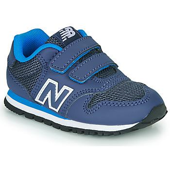 Buty Chłopiec Trampki niskie New Balance 500 Niebieski