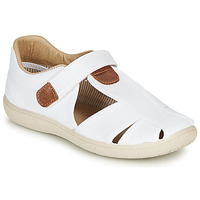 Buty Chłopiec Sandały Citrouille et Compagnie GUNCAL Biały