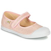 Buty Dziewczynka Baleriny Citrouille et Compagnie APSUT Różowy