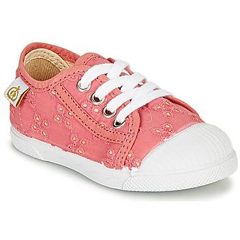 Buty Dziewczynka Trampki niskie Citrouille et Compagnie MALIKA Różowy