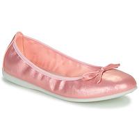 Buty Dziewczynka Baleriny Citrouille et Compagnie INOBALI Różowy