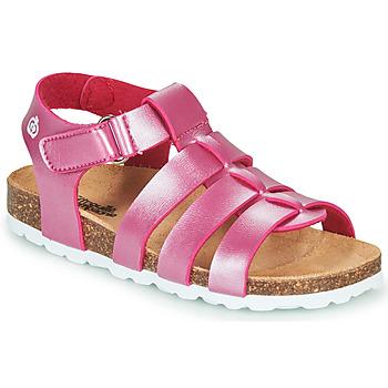 Buty Dziewczynka Sandały Citrouille et Compagnie MALIA Różowy
