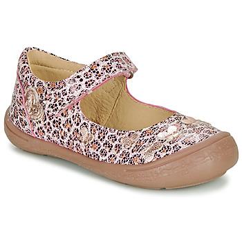 Buty Dziewczynka Baleriny Citrouille et Compagnie JALIPINE Leopard