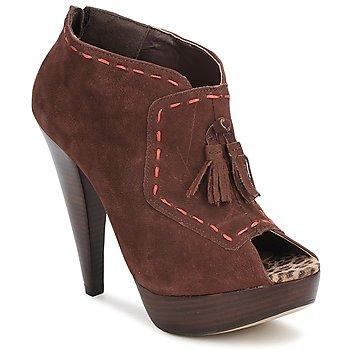 Low boots Via Uno KAMILA