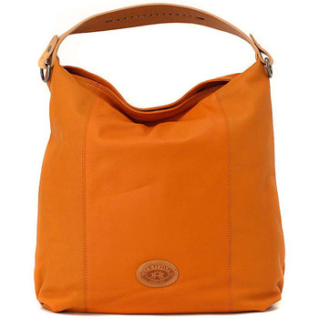 Torby Damskie Torby na ramię La Martina DELTA ORANGE HOBO BAG Multicolore