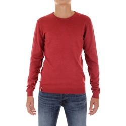 tekstylia Męskie Swetry Fred Mello FM19W01MG Czerwony