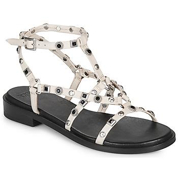 Buty Damskie Sandały Bronx THRILL Biały