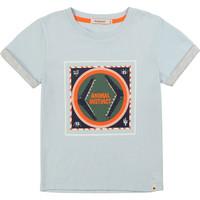 tekstylia Chłopiec T-shirty z krótkim rękawem Billieblush / Billybandit NOLVIO Niebieski