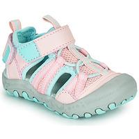 Buty Dziewczynka Sandały sportowe Gioseppo TONALA Różowy