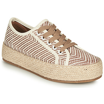 Buty Damskie Espadryle André PEN Beżowy
