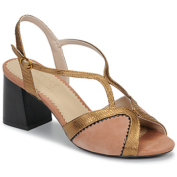 Buty Damskie Sandały André LA MAGICIENNE Różowy