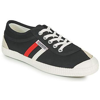 Buty Trampki niskie Kawasaki RETRO Czarny / Biały