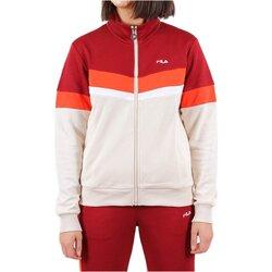 tekstylia Damskie Bluzy dresowe Fila 687071 NANTALE Beżowy