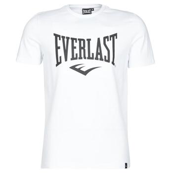 tekstylia Męskie T-shirty z krótkim rękawem Everlast EVL LOUIS SS TS Biały
