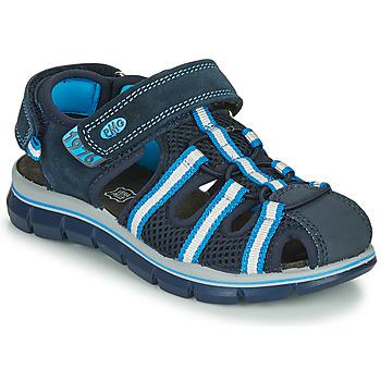 Buty Chłopiec Sandały sportowe Primigi 5392400 Marine / Niebieski