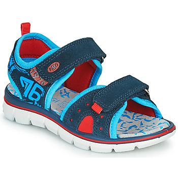 Buty Chłopiec Sandały Primigi 5392822 Marine / Niebieski / Czerwony