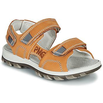 Buty Chłopiec Sandały Primigi 5391133 Pomarańczowy