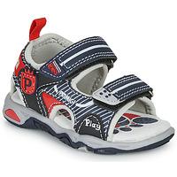 Buty Chłopiec Sandały Primigi 5450544 Marine / Czerwony