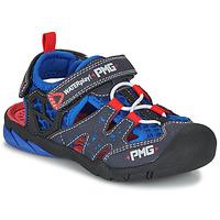 Buty Chłopiec Sandały sportowe Primigi 5460111 Niebieski / Czerwony
