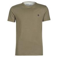 tekstylia Męskie T-shirty z krótkim rękawem Timberland SS DUNSTAN RIVER CREW TEE Kaki