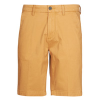 tekstylia Męskie Szorty i Bermudy Timberland Squam Lake Stretch Twill Straight Chino Short Beżowy