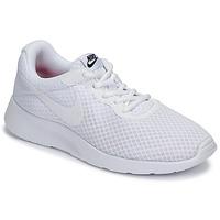Buty Damskie Trampki niskie Nike TANJUN Biały
