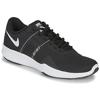 Buty Damskie Multisport Nike CITY TRAINER 2 Czarny / Biały