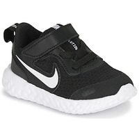 Buty Dziecko Multisport Nike REVOLUTION 5 TD Czarny / Biały