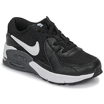 Buty Dziecko Trampki niskie Nike AIR MAX EXCEE PS Czarny / Biały
