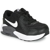 Buty Dziecko Trampki niskie Nike AIR MAX EXCEE TD Czarny / Biały