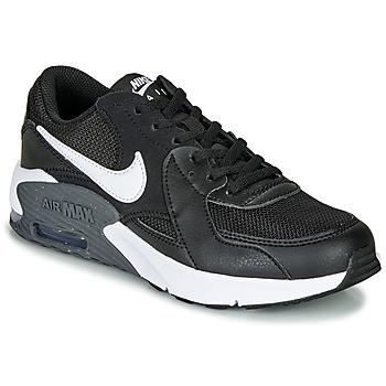 Buty Dziecko Trampki niskie Nike AIR MAX EXCEE GS Czarny / Biały