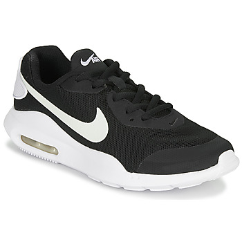 Buty Dziecko Trampki niskie Nike AIR MAX OKETO GS Czarny / Biały