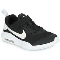 Buty Dziecko Trampki niskie Nike AIR MAX OKETO PS Czarny / Biały