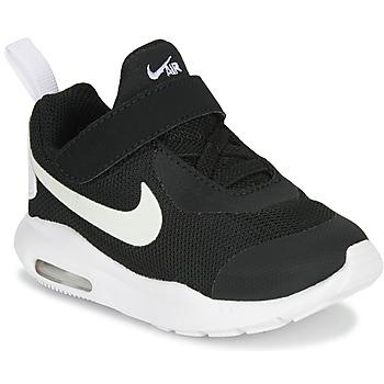 Buty Dziecko Trampki niskie Nike AIR MAX OKETO TD Czarny / Biały