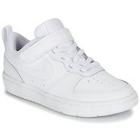 Buty Dziecko Trampki niskie Nike COURT BOROUGH LOW 2 PS Biały