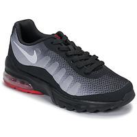 Buty Dziecko Trampki niskie Nike AIR MAX INVIGOR GS Czarny / Czerwony