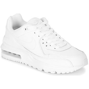 Buty Dziecko Trampki niskie Nike AIR MAX WRIGHT GS Biały