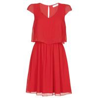 tekstylia Damskie Sukienki krótkie Naf Naf NEW JOEY Czerwony