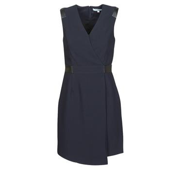 tekstylia Damskie Sukienki krótkie Morgan RNEW Marine