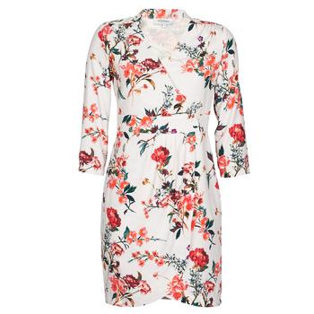 tekstylia Damskie Sukienki krótkie Morgan REGARD Beżowy