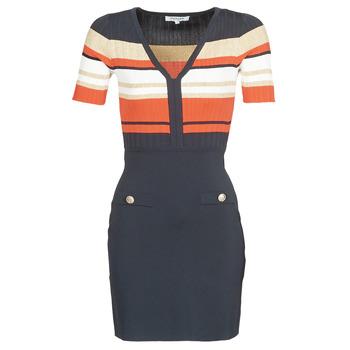 tekstylia Damskie Sukienki krótkie Morgan RMDORA Marine