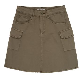 tekstylia Dziewczynka Spódnice Pepe jeans LUCIANA Kaki