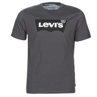 tekstylia Męskie T-shirty z krótkim rękawem Levi's HOUSEMARK GRAPHIC TEE Szary