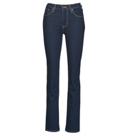tekstylia Damskie Jeansy bootcut Levi's 725 HIGH RISE BOOTCUT The / Nine