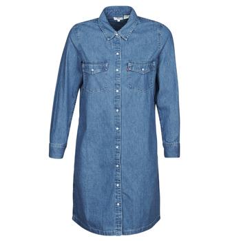 tekstylia Damskie Sukienki krótkie Levi's SELMA DRESS Going / Steady / (2)