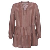 tekstylia Damskie Sukienki krótkie Only ONLNEW Bordeaux