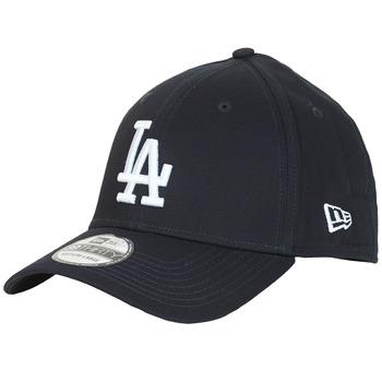 Dodatki Czapki z daszkiem New-Era LEAGUE BASIC 39THIRTY LOS ANGELES DODGERS Czarny / Biały